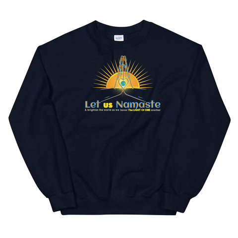 Bright World Unisex Sweatshirt