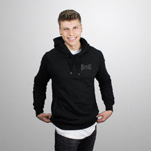 Lade das Bild in den Galerie-Viewer, Hoody - BAD DECISION - black