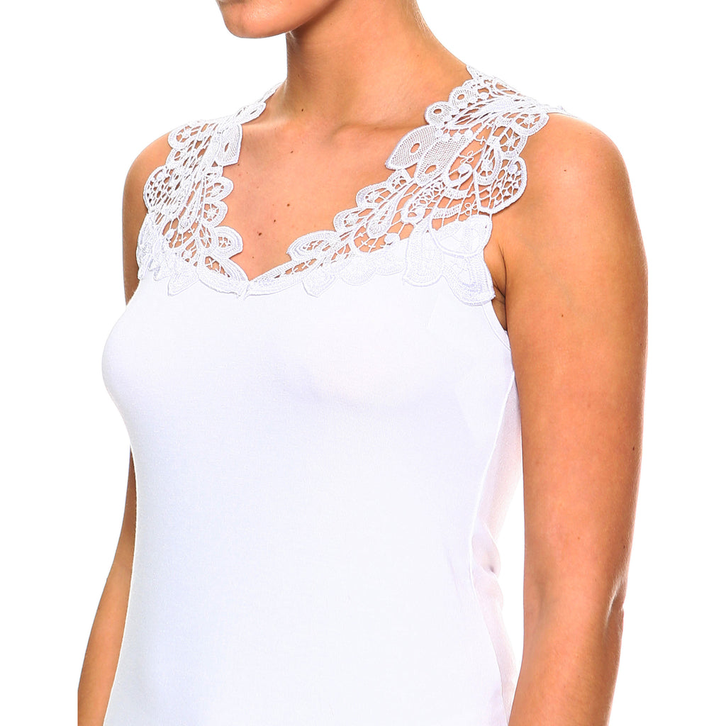 Heavy Lace Camisole