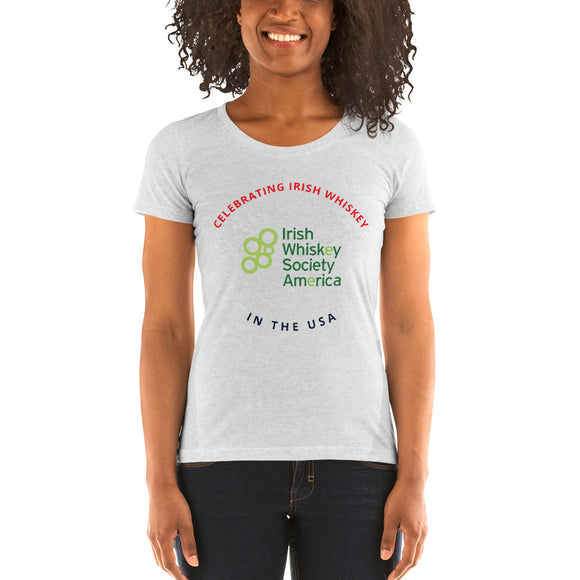 IWSA Logo - Ladies' t-shirt