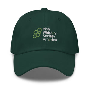 IWSA Embroidered Logo Hat - Dark Green