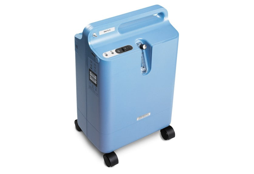 Philips Respironics EverFlo Q Oxygen Concentrator with OPI - Free FedEx Shipping!