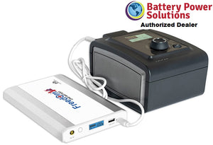 Freedom V2 CPAP Battery Kit for Respironics DreamStation and 60 Series