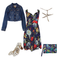 An outfit compiled from our site using screenshots. A fun way to build a beautiful ethical secondhand wardrobe