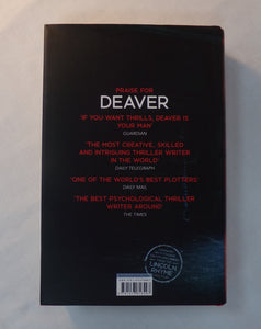 The Steel Kiss. By Jeffery Deaver. Hardback Book.