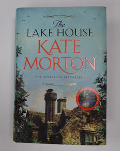 The Lake House by Kate Morton. Hardback Book Published by Mantle  ISBN: 9780230759275