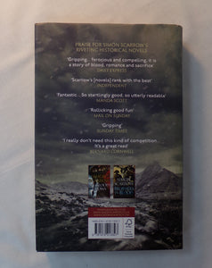 Eagles of the Empire : Britannia. By Simon Scarrow. Hardback Book.