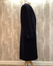 Load image into Gallery viewer, Men's Wool Blend Overcoat Chest UK 38""