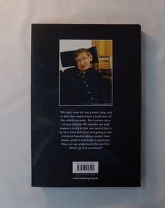 The Grand Design. By Stephen Hawking and Leonard Mlodinow. Hardback Book.