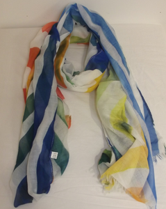 Multi Coloured Scarf