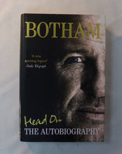 Load image into Gallery viewer, Voted the greatest English cricketer of the 20th century by the fans, Sir Ian Botham is the English game's one true living legend and his story both on and off the pitch reads like a Boy's Own rollercoaster ride.  Born with a natural genius for cricket, Botham began breaking records with bat and ball from a young age and soon became the man English cricket expected most from. After a troubled period as England's captain, Botham rose once again to become a national hero with his display in the Miracle Ashes