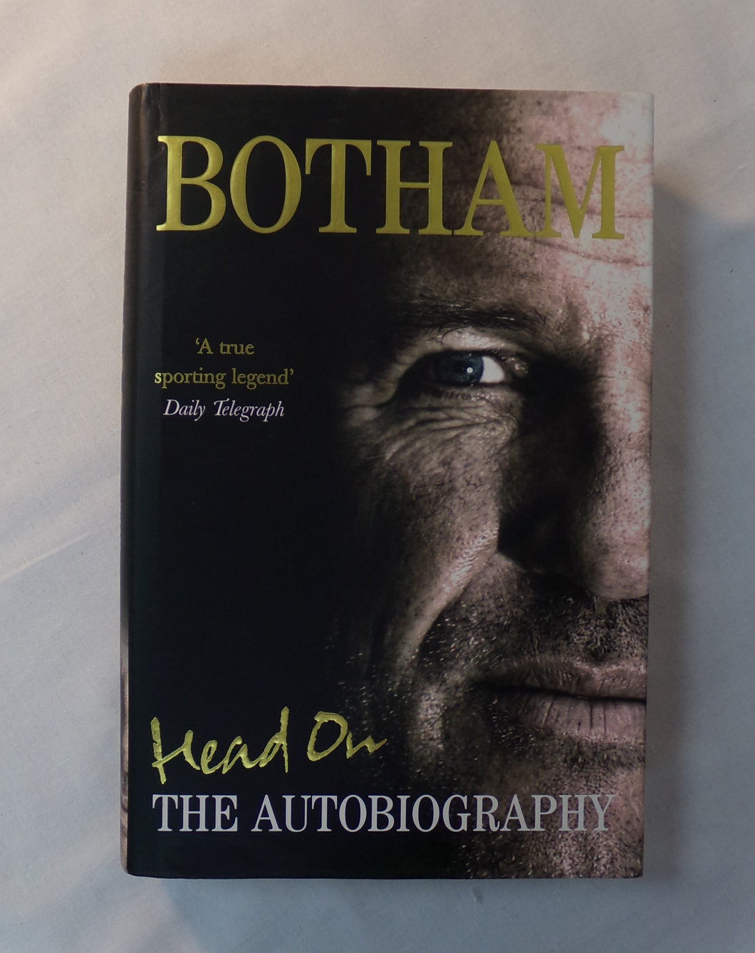 Voted the greatest English cricketer of the 20th century by the fans, Sir Ian Botham is the English game's one true living legend and his story both on and off the pitch reads like a Boy's Own rollercoaster ride.  Born with a natural genius for cricket, Botham began breaking records with bat and ball from a young age and soon became the man English cricket expected most from. After a troubled period as England's captain, Botham rose once again to become a national hero with his display in the Miracle Ashes