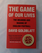 Load image into Gallery viewer, In the last two decades football in Britain has made the transition from a peripheral dying sport to the very centre of our popular culture, from an economic basket-case to a booming entertainment industry. What does it mean when football becomes so central to our private and political lives? Has it enriched us or impoverished us?  In this sparkling book David Goldblatt argues that no social phenomenon tracks the momentous economic, social and political changes of the post-Thatcherite era in a more illumina