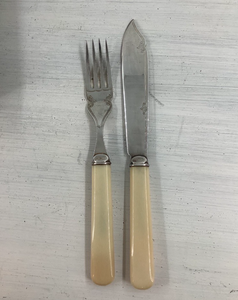 Set of Fish Cutlery