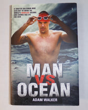 Load image into Gallery viewer, An inspirational true story about man against nature, and his own failings. This autobiography covers sport in it's truest form and is always intriguing and sometimes terrifying. If you've ever been tempted by open ocean swimming this is the book for you!