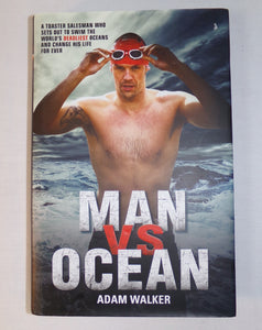 An inspirational true story about man against nature, and his own failings. This autobiography covers sport in it's truest form and is always intriguing and sometimes terrifying. If you've ever been tempted by open ocean swimming this is the book for you!