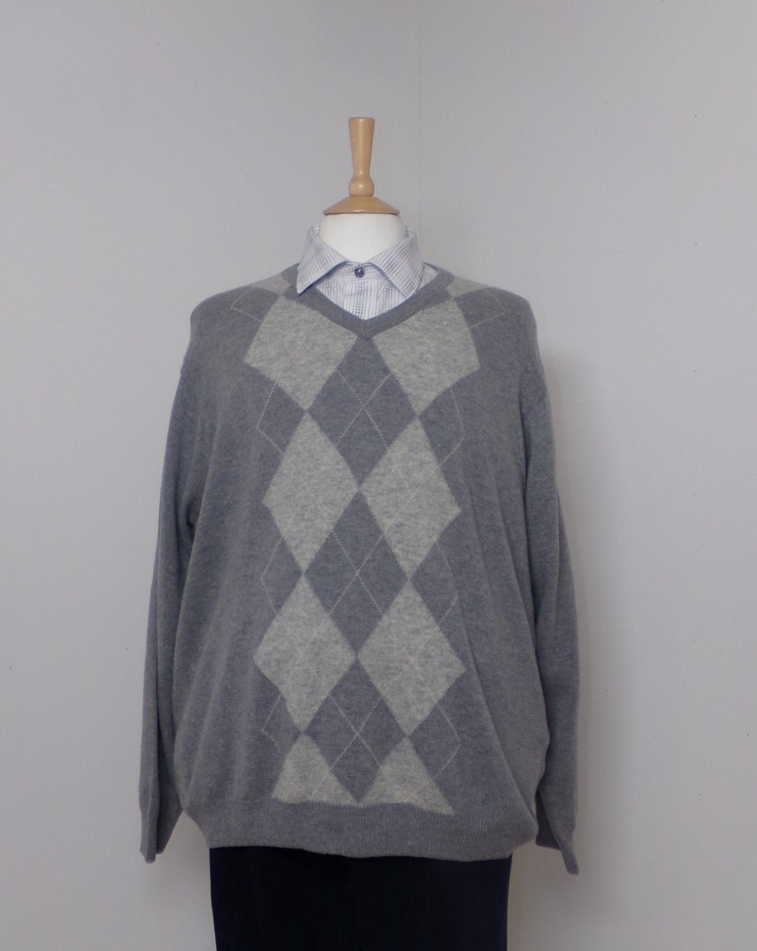 M&S Lambswool Jumper UK XL