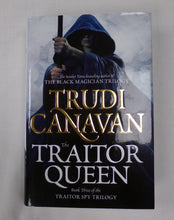 Load image into Gallery viewer, The Traitor Queen by Trudi Canavan. Hardback Book Published by Orbit.  ISBN - 9781841495958