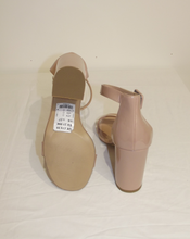 Load image into Gallery viewer, New Look Nude Shoes UK 4