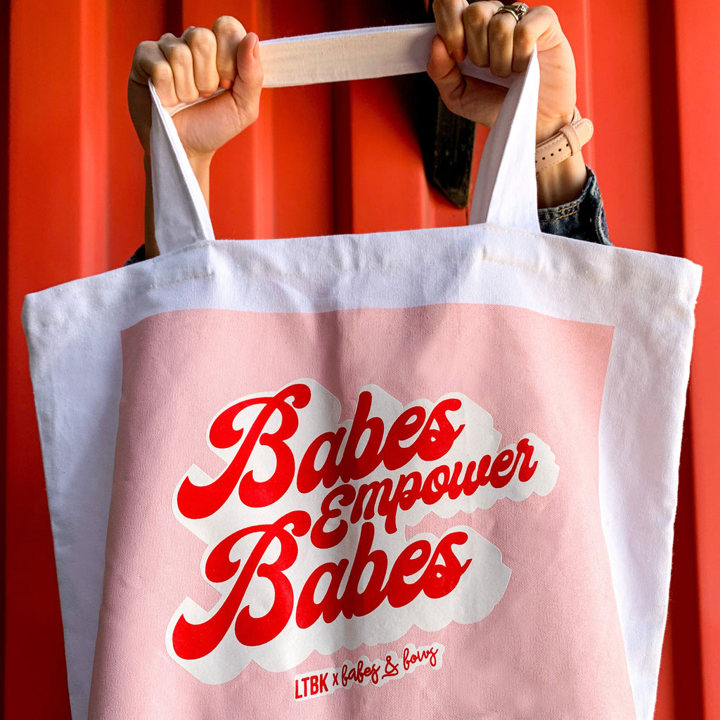 Tote Babes Empower Babes