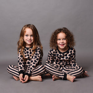 "Pijama ""STRIPES & DOTS"""