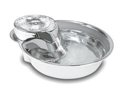 Pioneer Pet Stainless Steel Drinking Fountain - Big Max Style