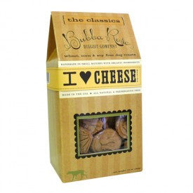 Bubba Rose I Heart Cheese 10oz Boxed Treats