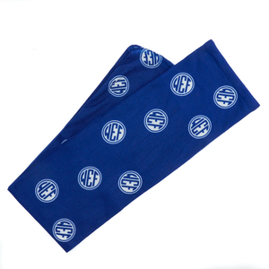 Meet your new favorite boot socks! These knit boot socks stay in place and keep their shape and feature the WEF Monogram emblem printed all over.