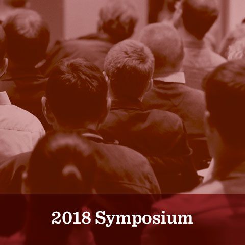 2018 Symposium Registration