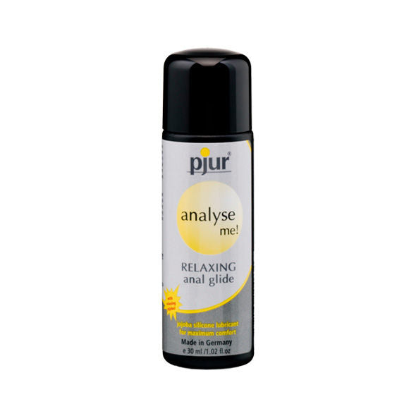 RELAXANTE GEL ANAL 30ML PJUR ANALYSE ME