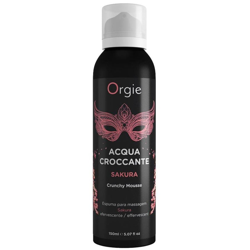 CREME DE MASSAGEM SAKURA 150 ML ORGIE