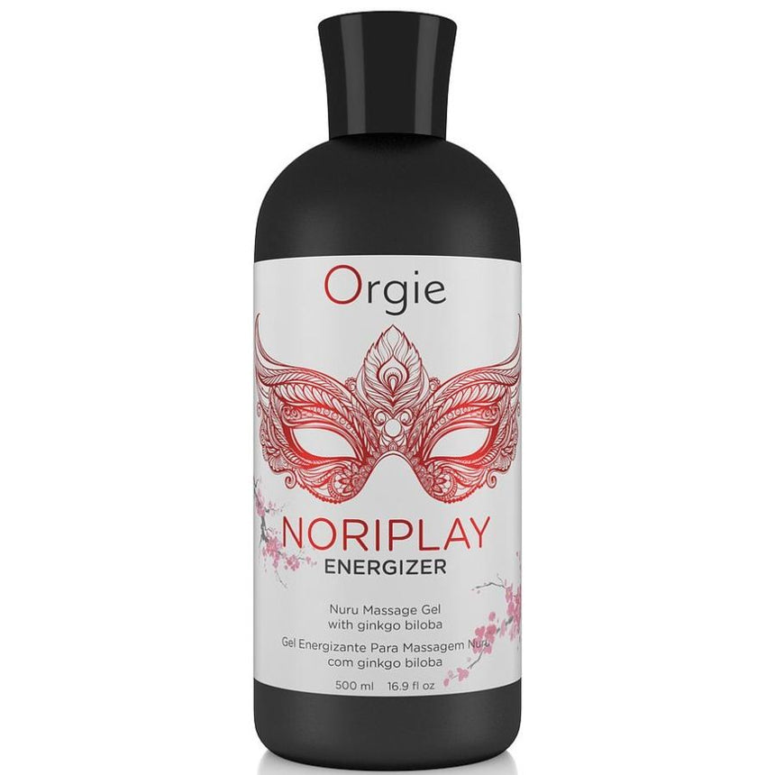 GEL ULTRA DESLIZANTE ENERGIZANTE 500 ML ORGIE NORIPLAY
