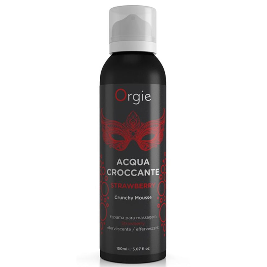 CREME DE MASSAGEM MORANGO 150 ML ORGIE