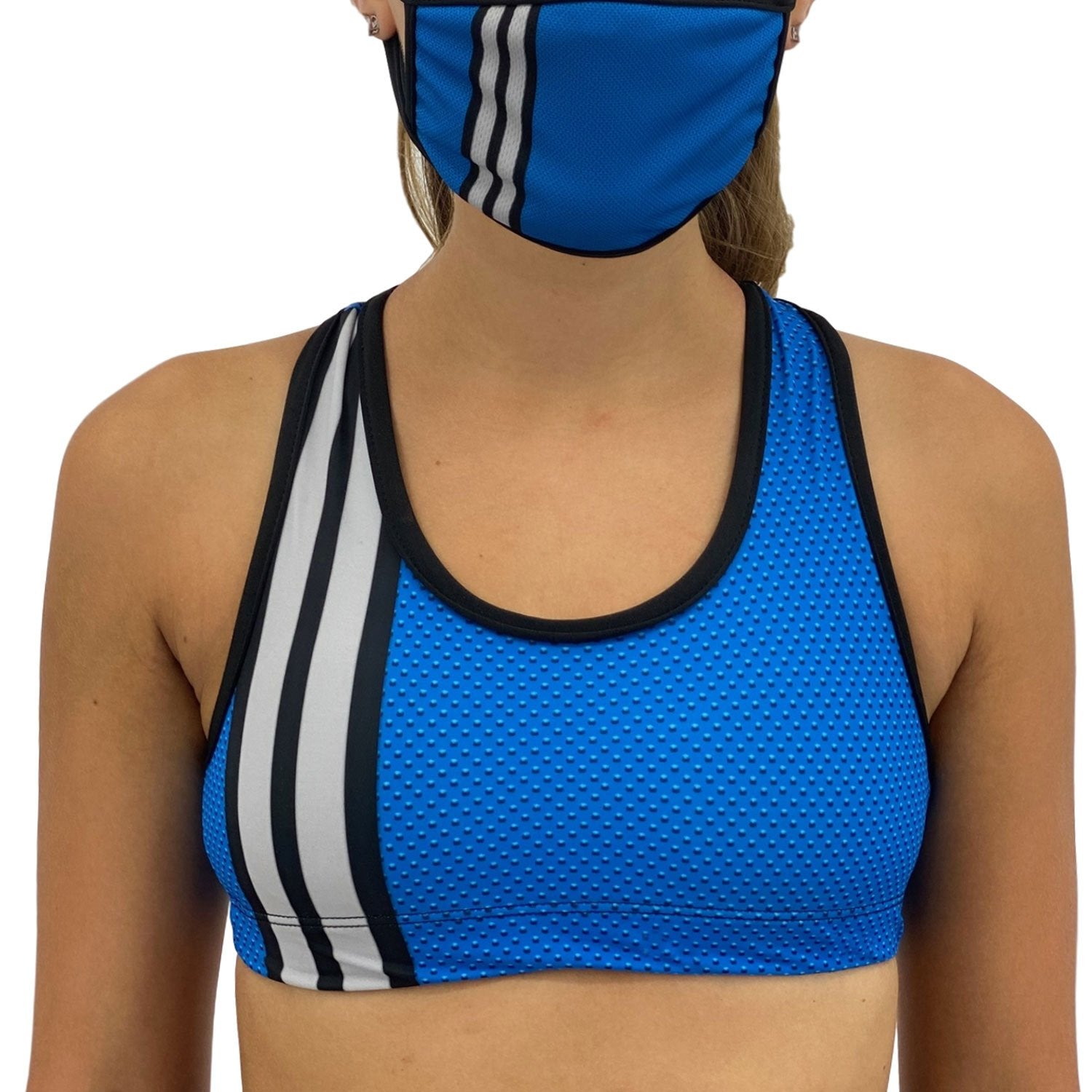 Detroit Football Sports Bra