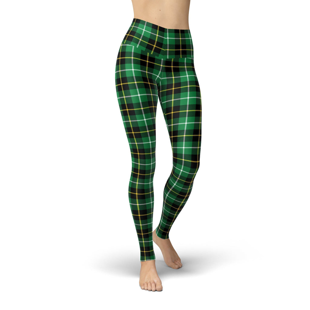 Beverly Green Plaid