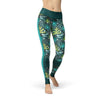 Beverly Holiday Branches Legging