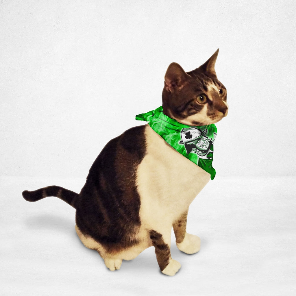 Fighting Irish Cat & Dog Bandana