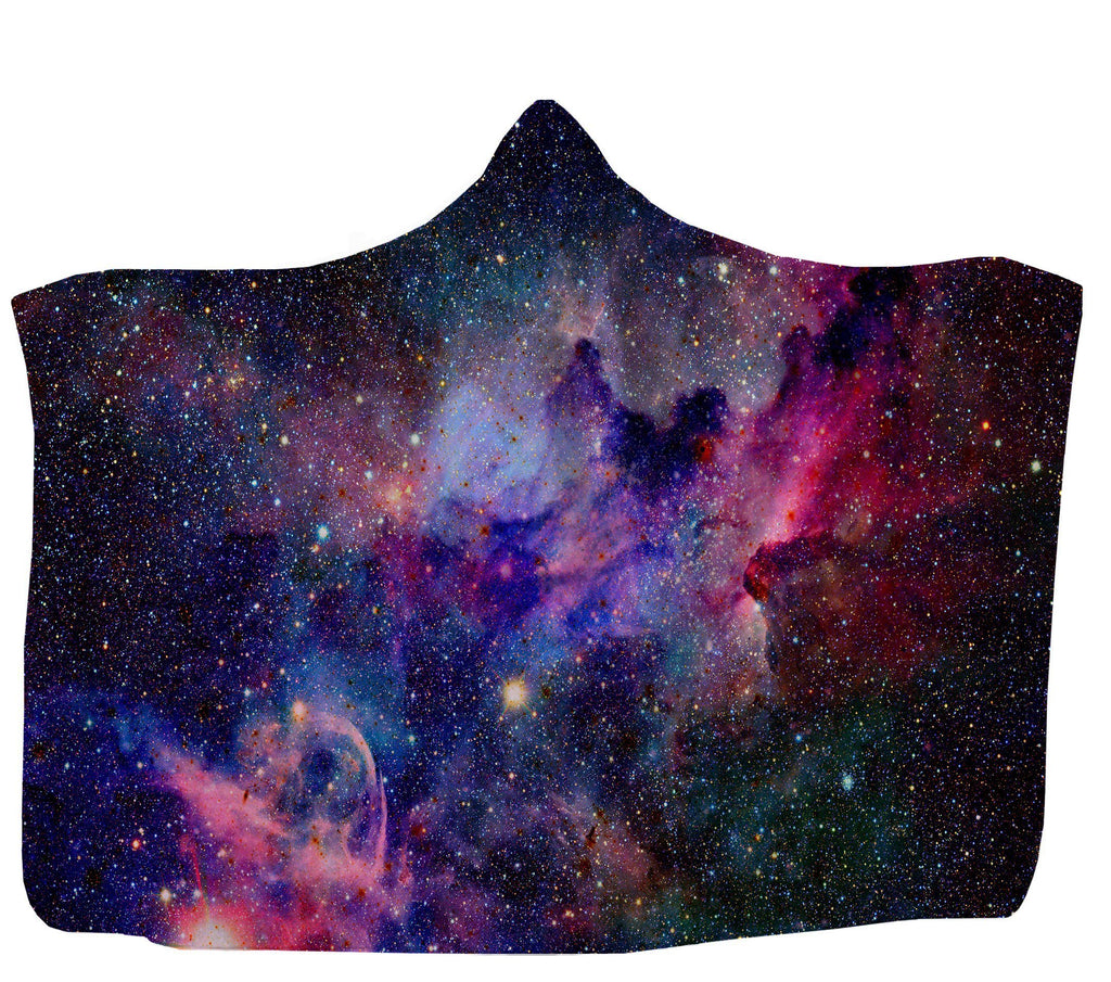 Star Dust Hooded Blanket