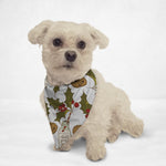 Santas Cookies Cat & Dog Bandana