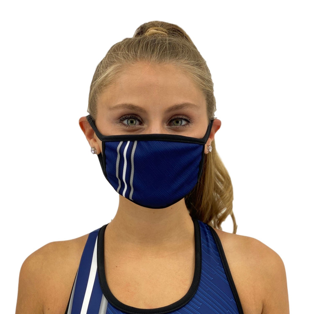 Indianapolis Face Mask Filter Pocket