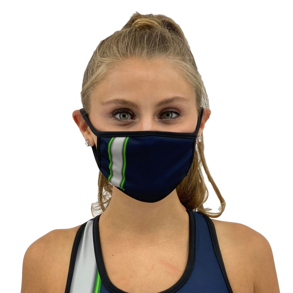 Seattle Face Mask Filter Pocket