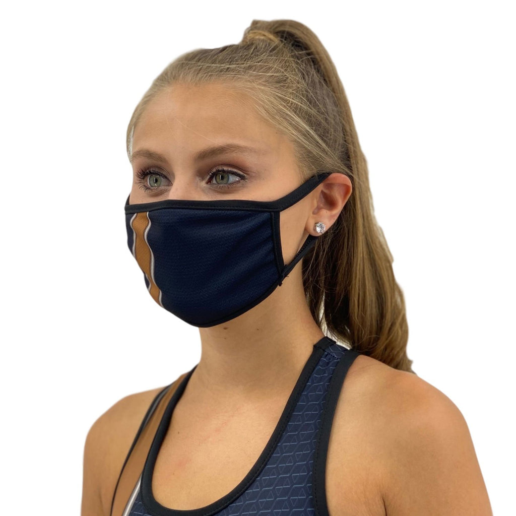 Los Angeles Face Mask Filter Pocket