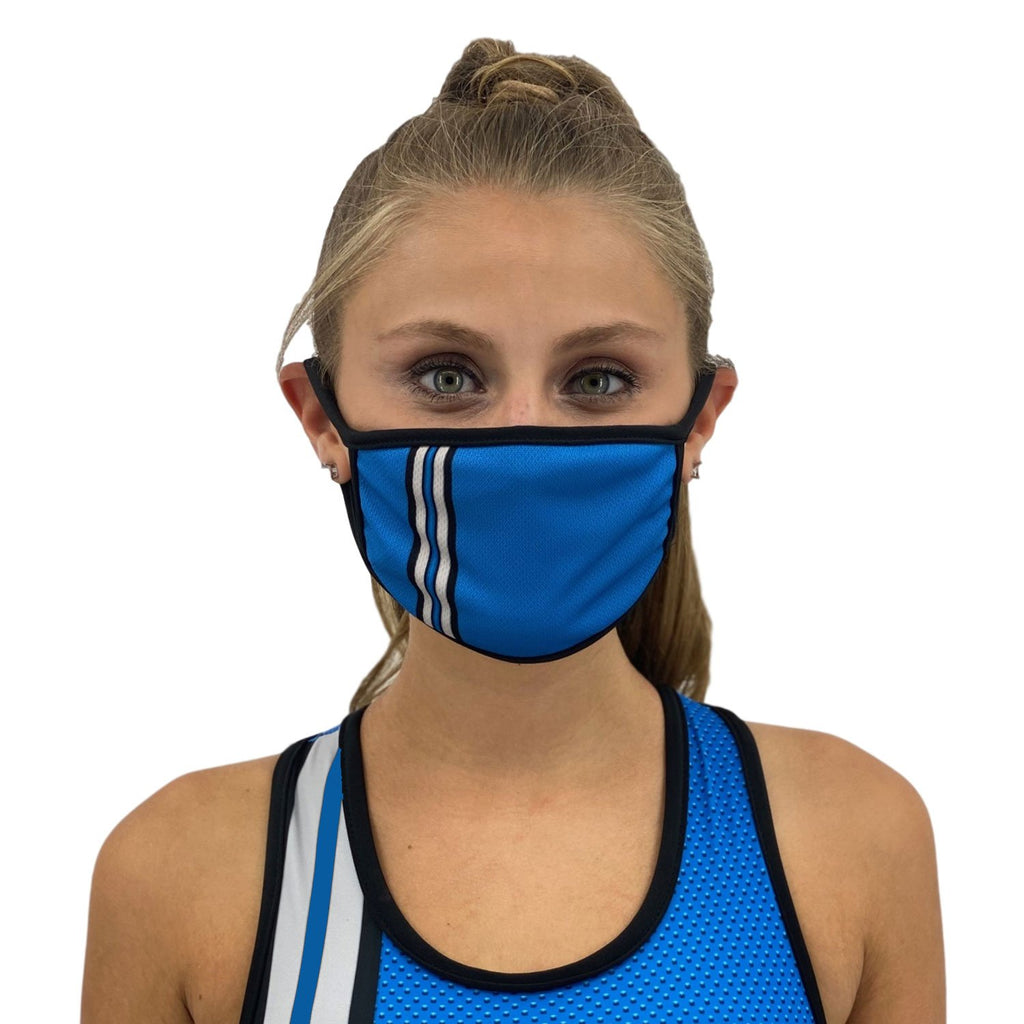 Carolina Face Mask Filter Pocket