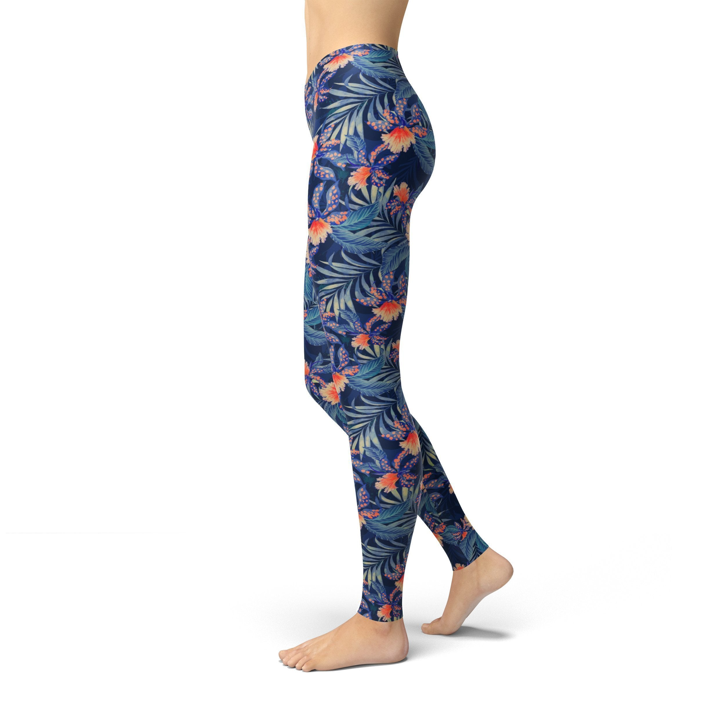 Jean Tropical Legging