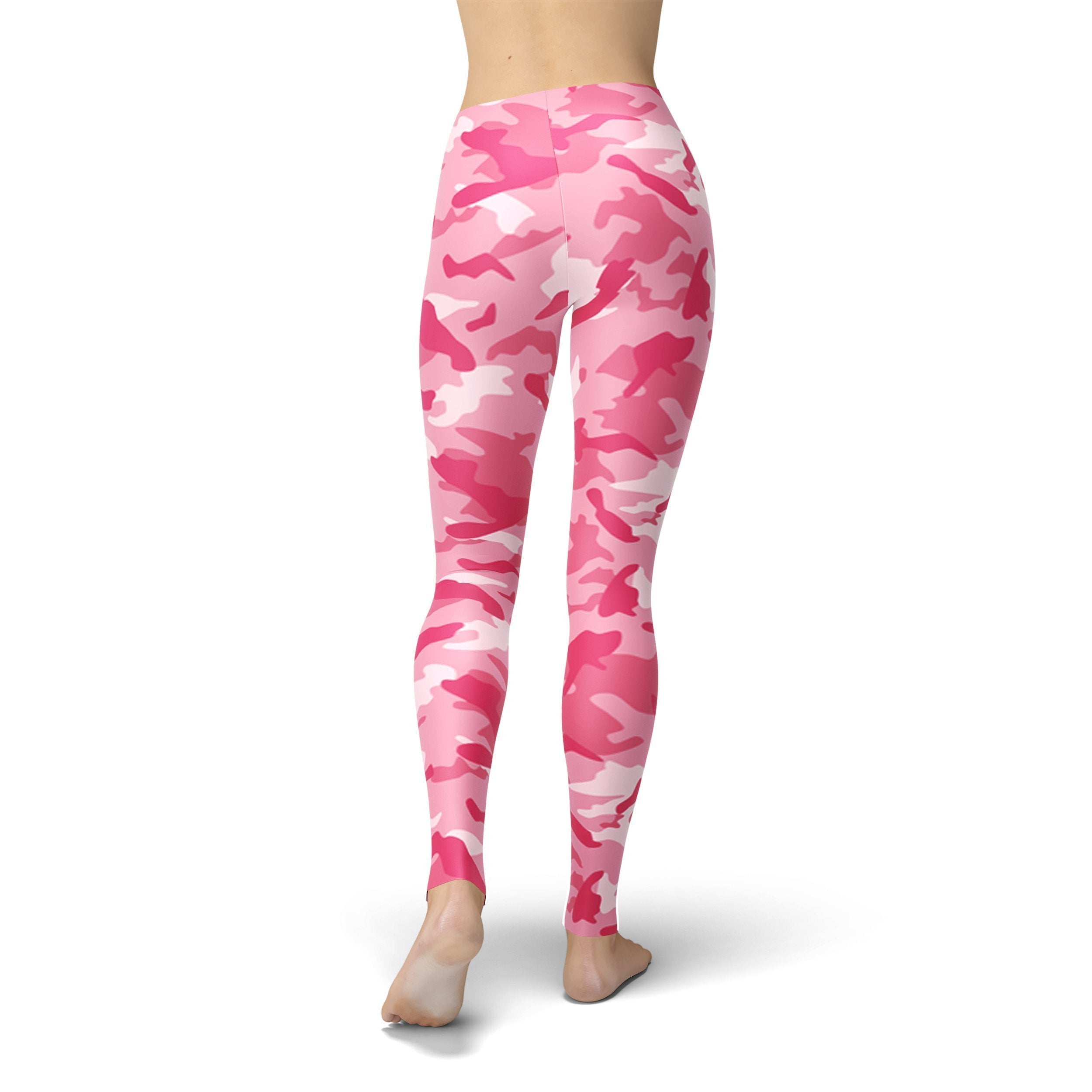 Jean Pink Camo