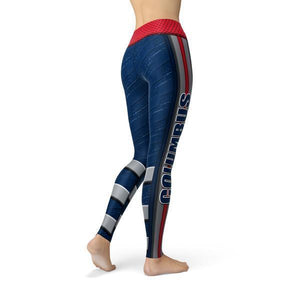 Beverly Columbus Hockey Legging