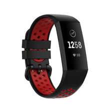 Load image into Gallery viewer, Geekthink - Silicone Fitbit Band For Charge 3 & 4 - 15 Color Options