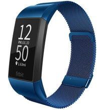 Load image into Gallery viewer, Lcaple - Stainless Steel Metal Fitbit Band For Charge 3 & 4 - 11 Color Options