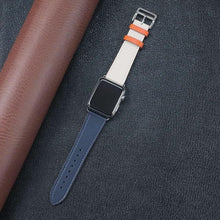 Load image into Gallery viewer, Lerxiuer Official - Leather Apple Watch Bands - 19 Color Options - 38mm, 40mm, 42mm, 44mm