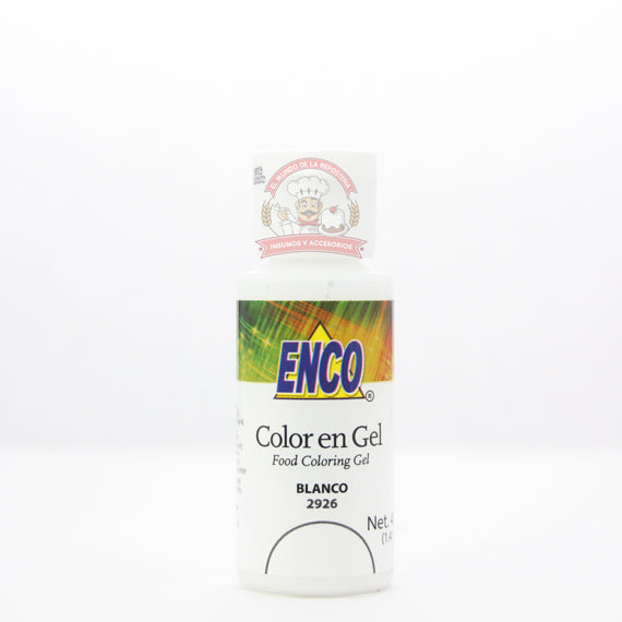 COLORANTE ENCO BLANCO BOTE 40ML